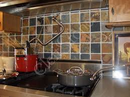 Color Forte Colorful Slate Tile by Slate Tile Backsplash Tile Backsplash Stone Backsplash Vinyl