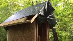 micro cabin build s01 e02 youtube