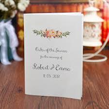 Cheap Wedding Programs Online Get Cheap Wedding Service Order Aliexpress Com Alibaba Group