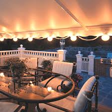 Patio Light Sunsetter Retractable Awnings Awning Accessories