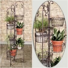 plant stand metal outdoor plant shelvingmetal window