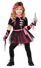 Samurai Halloween Costume Girls U0027 Ninja Costumes Ebay