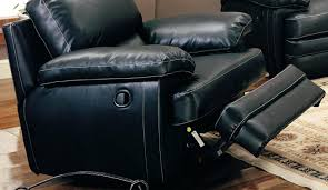 recliner bob classic bonded leather recliner chair beautiful