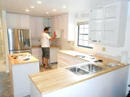 Kitchen Sink Cabinets How Much To Install A Kitchen Sink How To Replace Kitchen Faucet