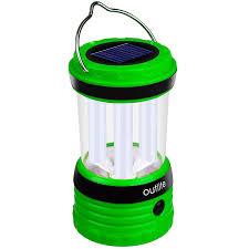 amazon com solar wholesale 4001 solar powered camping lantern