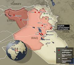 Syria And Iraq Map by Isis Now Controls A Supply Route From Syria U0027s Largest City To