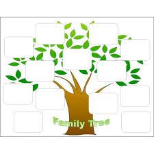 printable free family tree template family tree template free family tree template for craft or school
