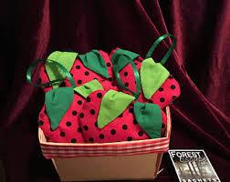 Strawberry Home Decor Strawberry Decor Etsy