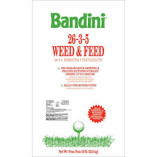 Bandini Faucets Bandini 50 Lb Weed And Feed 26 3 5 93207 The Home Depot