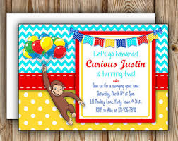 Curious George Centerpieces by Curious George Centerpiece Cutouts Personalized Curious