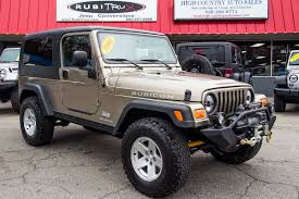wrangler jeep pink pre owned 2006 jeep wrangler lj rubicon