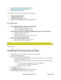 step by step windows azure pack for windows server 2012 r2 guide v1