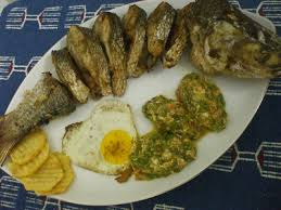 cuisine tunisienne poisson crimetcondiment complet poisson de la goulette ou crimetcondiment