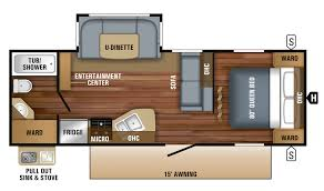 montana travel trailer floor plans 2018 jay flight travel trailer floorplans u0026 prices jayco inc