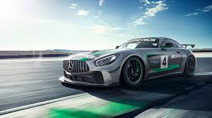 mercedes amg gt4 a new class of performance