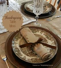 thanksgiving tablescapes diy easy thanksgiving table ideas