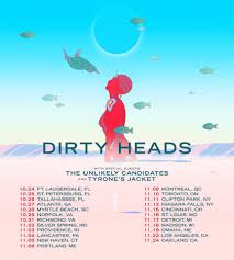 dirty heads announce north american headlining tour u2014 shameless