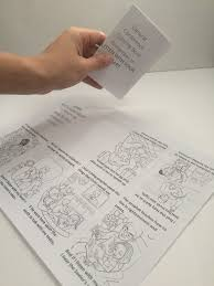 coloring book listen primary chorister 101