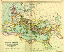 Blank Map Of Mesopotamia by The Roman Empire