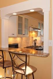 Kitchen Pass Through Design Picturesque Kitchen Best 25 Pass Through Ideas On Pinterest Half