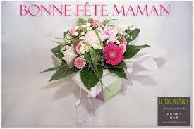 Fleurs Pour Fete Des Meres Bonne Fête Maman Joyeuse Fête Des Mères Fleuriste Le Chant Des