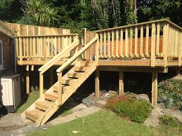 Decking Ideas For Sloping Garden Great Decking Ideas For Sloping Garden Pictures Inspiration