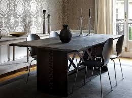 metal dining room table wrought iron dining table home design ideas with metal dining room