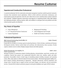 Construction Resume Template Construction Resume Construction Worker Resume Construction