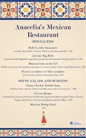 anacelias mexican restaurant 1 596 photos 296 reviews