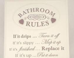 Funny Bathroom Gifts Bathroom Gifts Etsy