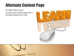 math scroll a powerpoint template from presentermedia com