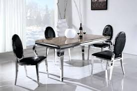 stainless steel dining room tables stainless steel dining room table beautyconcierge me