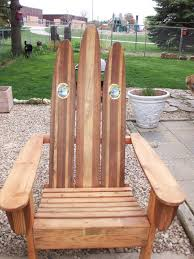 Vintage Adirondack Chairs Vintage Water Ski Chairs And Tables