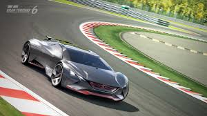 peugeot sport cars introducing the peugeot vision gran turismo gran turismo com