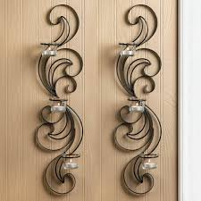 Candle Holder Wall Sconces Shop For Candle Wall Sconces At Bargain Bunch