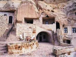 Home Design 700 700 Year Old Underground Cave Homes For Rent In Iran Inhabitat
