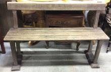 Antique Parsons Bench Antique Benches U0026 Stools For Sale At Online Auction Buy Rare
