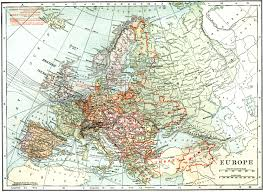 Maps Of Europe by File Map Of Europe In 1920 After The Paris Peace Conference Jpg