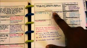 2014 planner template 13 arc jr november 2014 planner setup youtube
