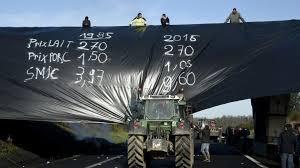 le télégramme quimper chambre d agriculture nous pouvons direct les éleveurs en colère bloquent toujours des axes routiers