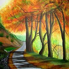 60 excellent but simple acrylic painting ideas for beginners