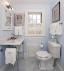 small blue bathroom ideas colorful ideas to visually enlarge your small bathroom