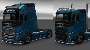 volvo truck configurator 18輪皮置き場 euro truck simulator 2 trucks additional