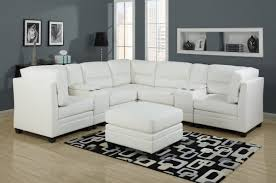 White Leather Sleeper Sofa Sleeper Sofa White Book Of Stefanie