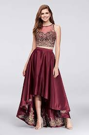 maroon dresses for wedding wedding guest dresses david s bridal