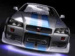 nissan skyline r34 modified nissan skyline gtr r34 2 fast 2 furious