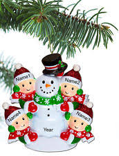 personalized ornaments ebay