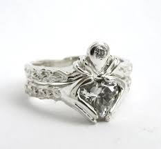 claddagh set claddagh wedding ring wedding definition ideas