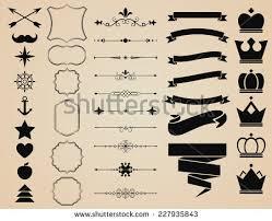decorative ornament vector free vector stock