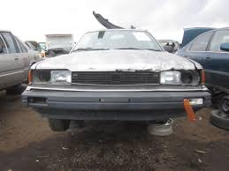 1991 Honda Accord Lx Coupe Junkyard Find 1983 Honda Accord Lx Hatchback The Truth About Cars